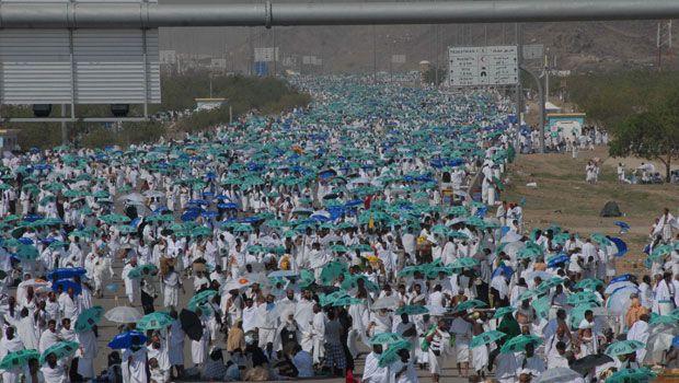 Payung Jamaah - antara Zain dan Mobily